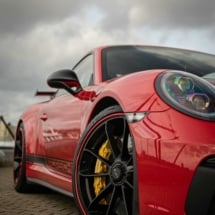 Red Porsche GT3 - Red AlloyGators Exclusives 7