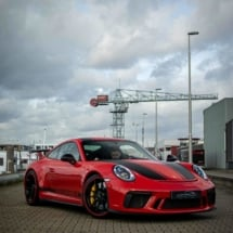 Red Porsche GT3 - Red AlloyGators Exclusives