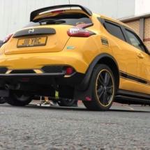 Jilly-Rivers-Nissan-Duke with Yellow AlloyGators