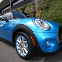 Blue Mini with Sky Blue AlloyGators