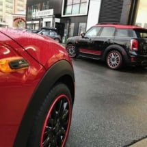 Red Mini with Red AlloyGators